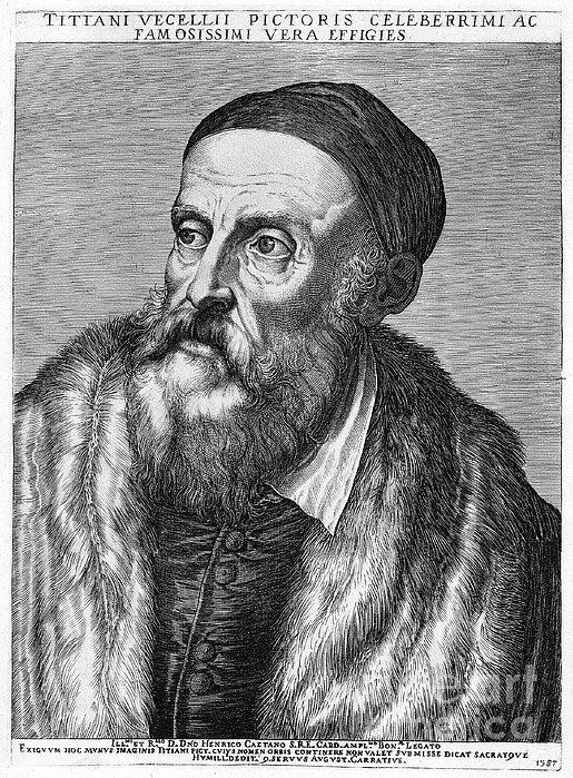 Titian (c1490-1576) Print by Granger