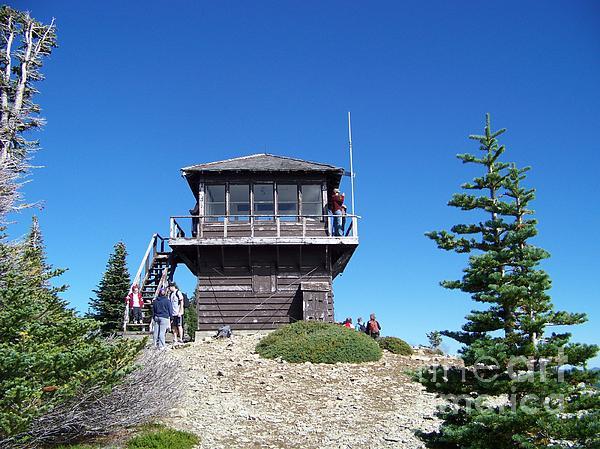 Charles Robinson - Tolmie Peak Lookout