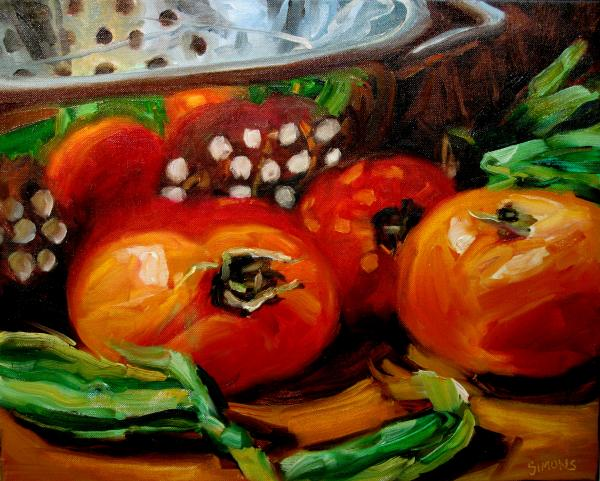Brian Simons - Tomatoes And Onions
