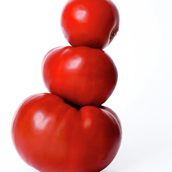 Tomatoes Print by Bernard Jaubert