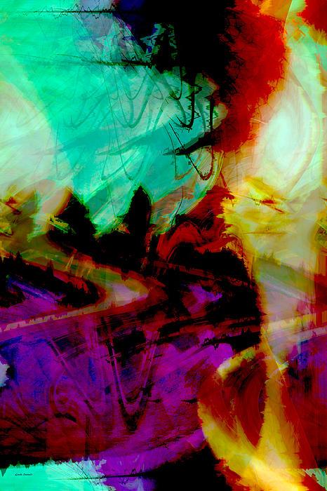 Touch Of The Sun Print by Linda Sannuti