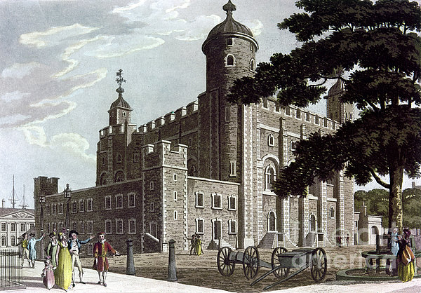 Tower Of London, 1799 Print by Granger