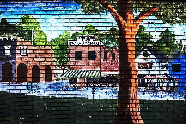 Karol  Livote - Town Wall Art