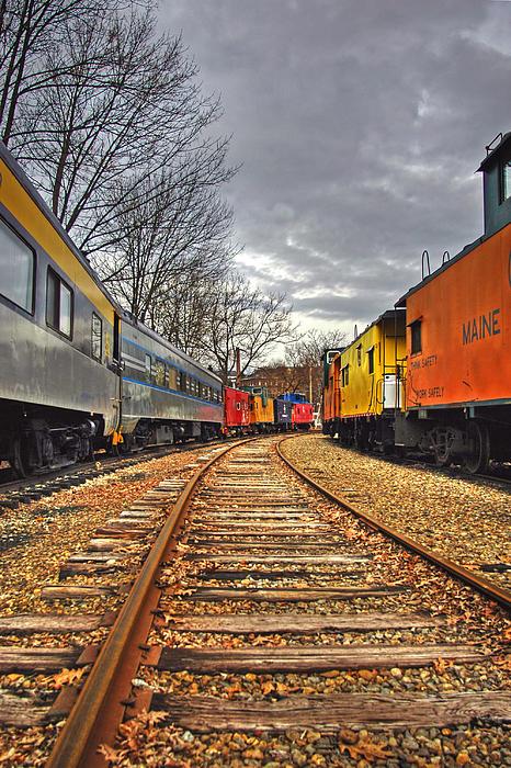 Joann Vitali - Trains 2