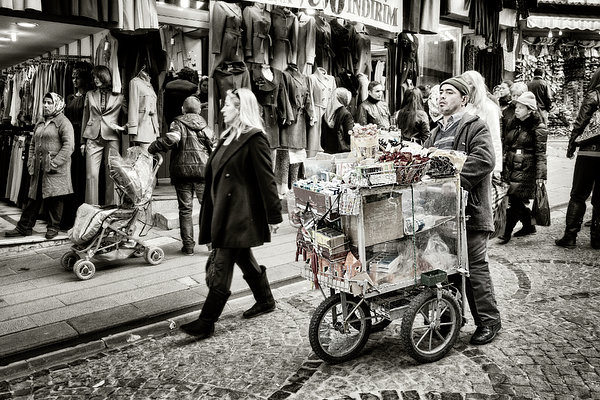 Joan Carroll - Traveling Vendor