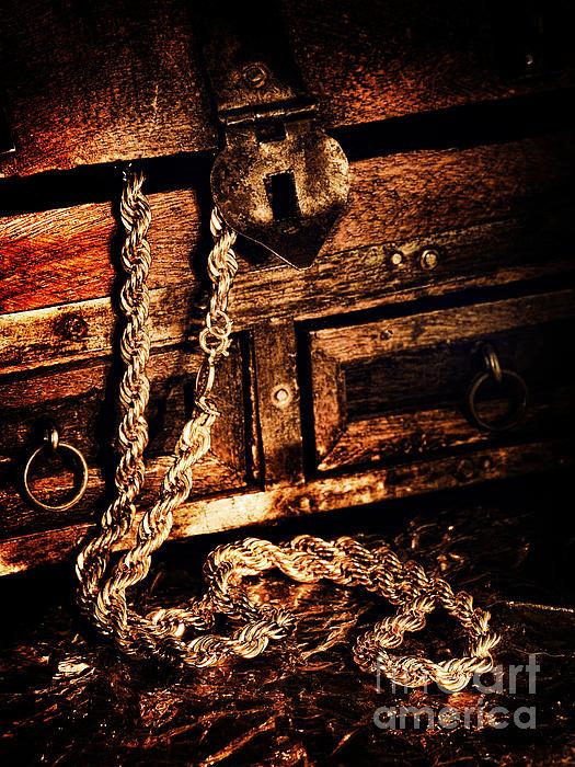 Treasure Box Print by HD Connelly