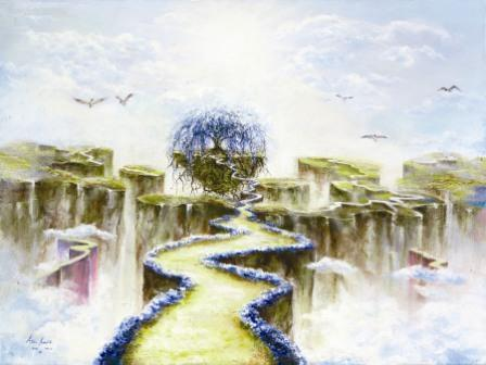Fine  Gallery on By Akiane Kramarik   Tree Of Life Fine Art Prints And Posters For Sale
