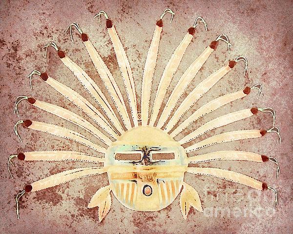 Arne Hansen - Tribal Mask I