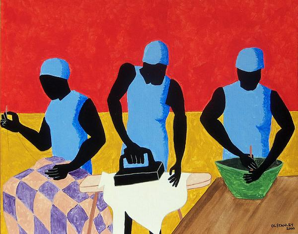 Otis L Stanley - Tribute to Jacob Lawrence