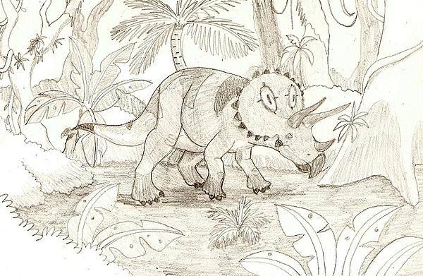 Line Drawing Jungle : Jungle line drawing
