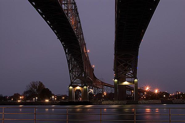 Cheryl Cencich - Trilight Bridges