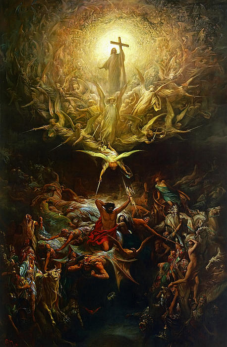 Gustave Dore - Triumph of Christianity