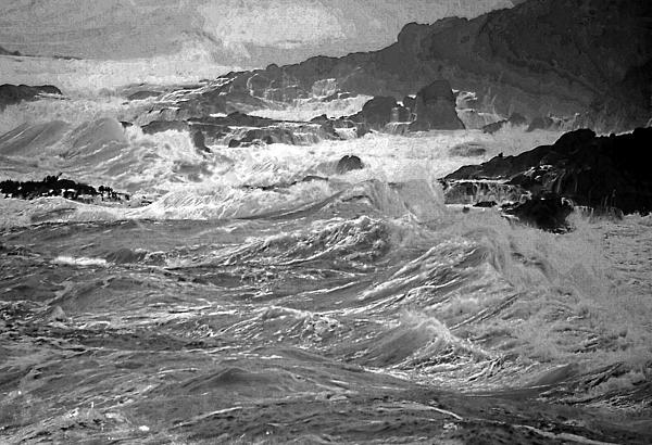 Dale Stillman - Tumbling Sea