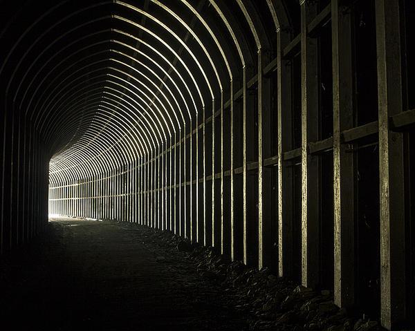 Bill Swindaman - Tunnel Vision West Vriginia Railroad Tunnel