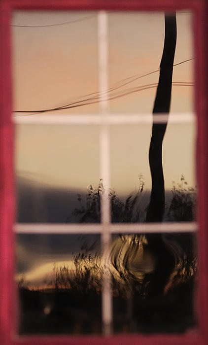 Turn Left At Dawn Print by Susan Capuano