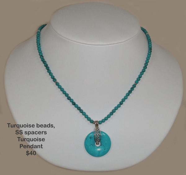 Turquoise And Sterling Silver Jewelry