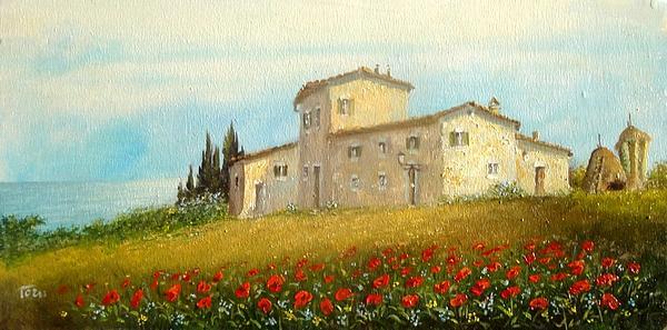 Luciano Torsi - Tuscany farmhouse