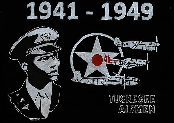 Tuskegee Airmen Print by Jim Ross