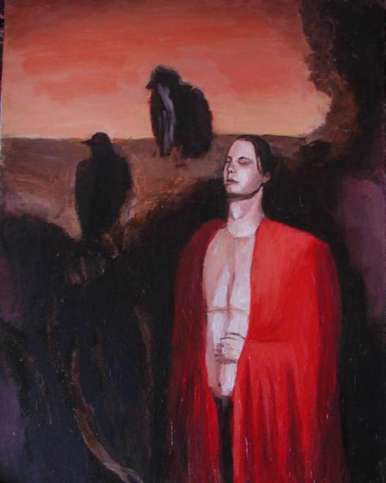 Ryan Conley - Two Ravens