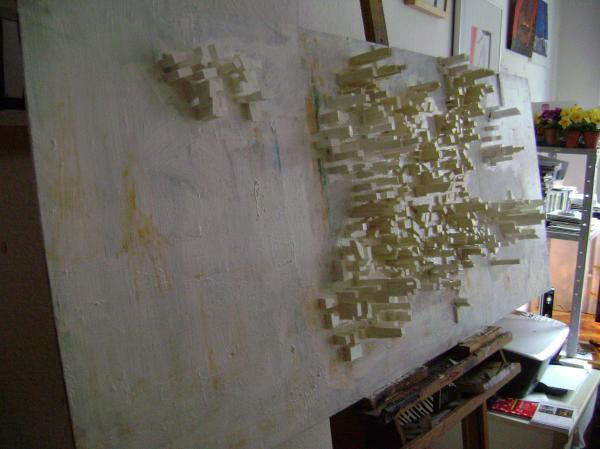 Under Construction Sculpture