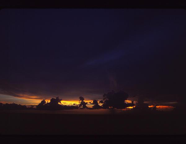 Under Darken Sky Print by Bob Whitt