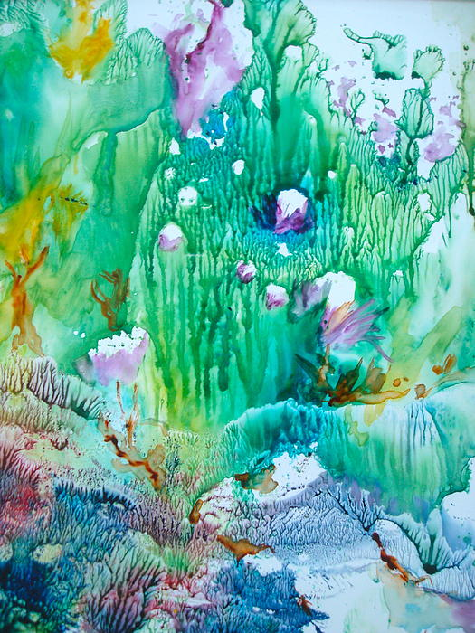 Holly LaDue Ulrich - Underwater Garden