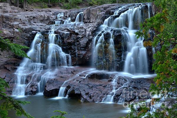 Gary Harris - Upper Gooseberry Falls
