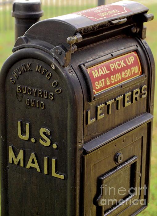 Robert Frederick - U.S. Mail