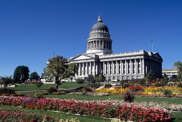 Carl Purcell - Utah State Capital Bldg.