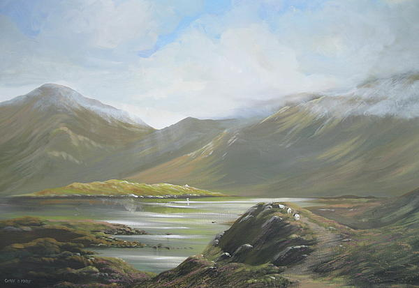 Cathal O malley - Valley Sheep