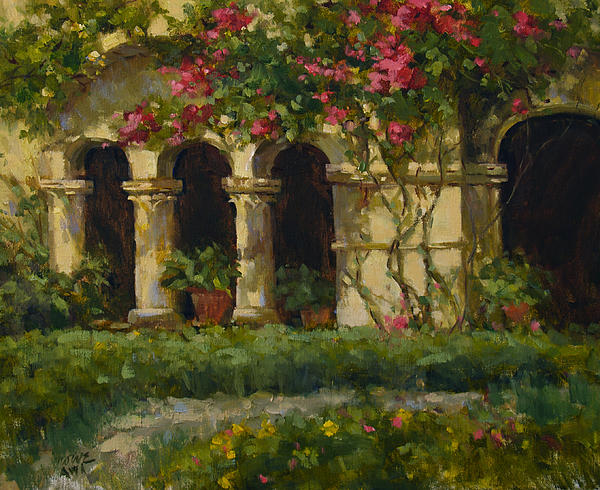 Judy Crowe - Van Gogh