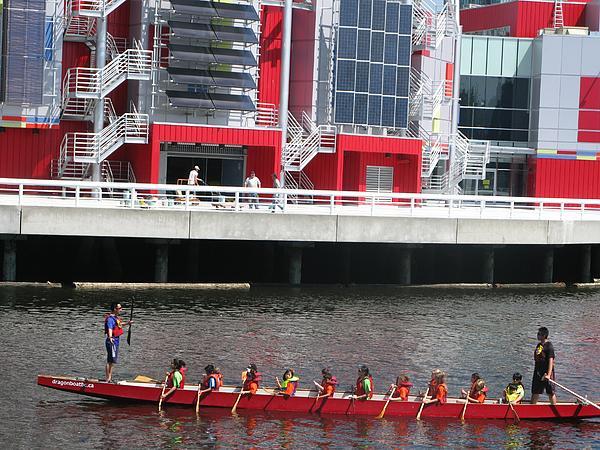Steve Breslow - Vancouver dragon boats