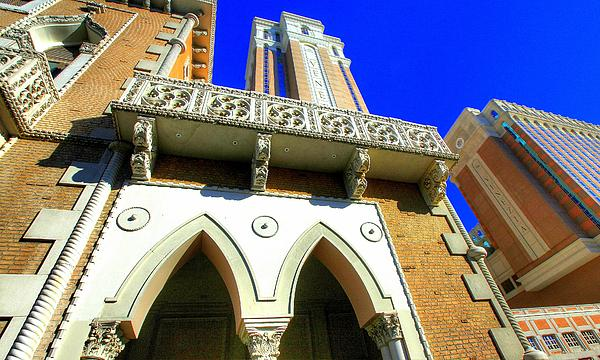 venetian architecture by linda edgecomb