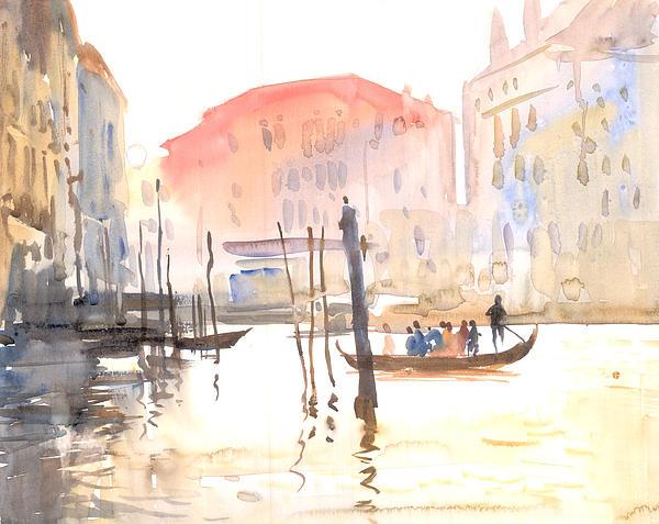 Venice 2 Print by Milind Mulick