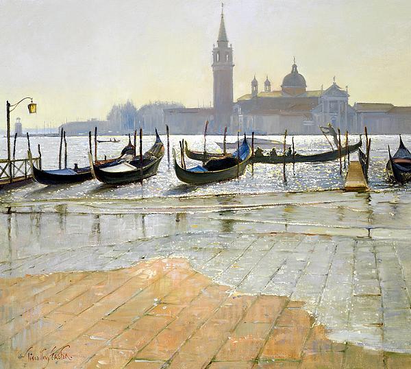 Timothy Easton - Venice at Dawn
