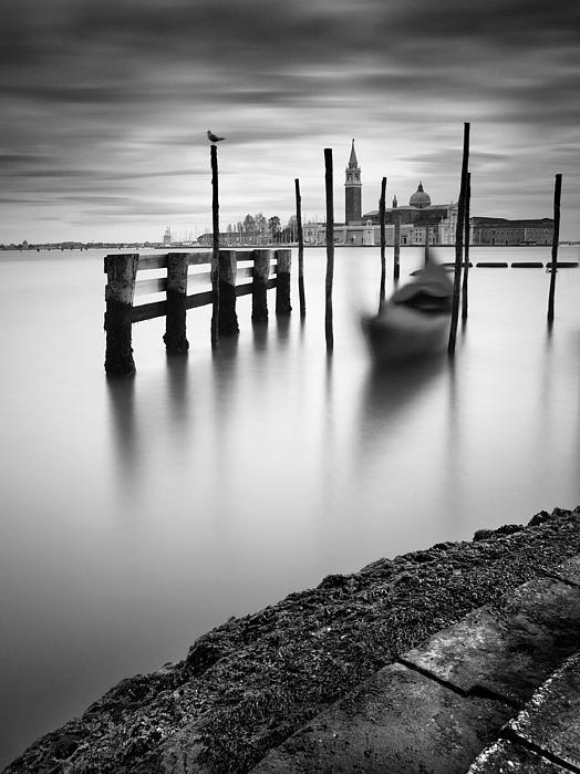 Venice Canal Grande Print by Nina Papiorek