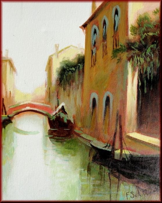 Schiller  - Venice Canale