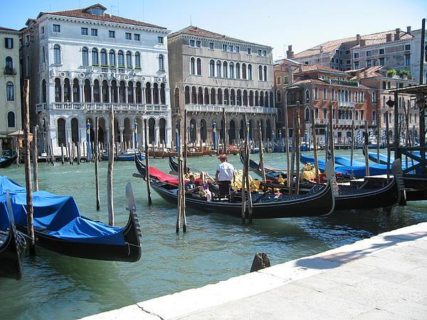 Barbara Saccente - Venice Grand Canal