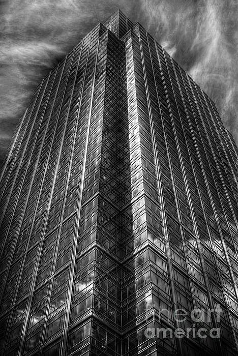 Vertical Horizon Print by Yhun Suarez