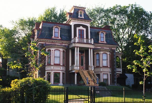 Victorian Victorian Architecture Beautiful Homes Style Architecture