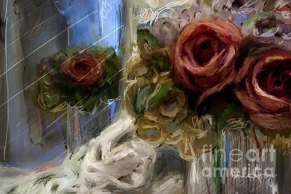 Dinah Anaya - Victorian Roses