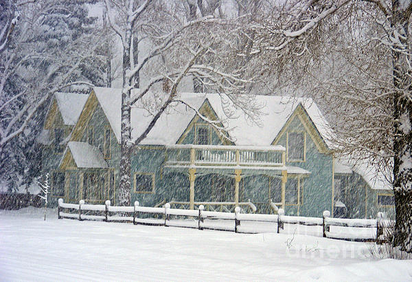 Kara Kincade - Victorian Winter