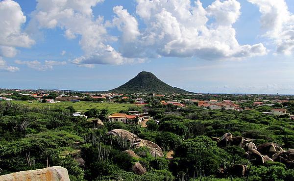 Keith Stokes - View from Casibari
