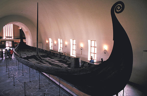 Carl Purcell - Viking Ship in Oslo Museum