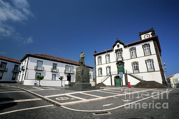 Vila Franca Do Campo - Azores Print by Gaspar Avila