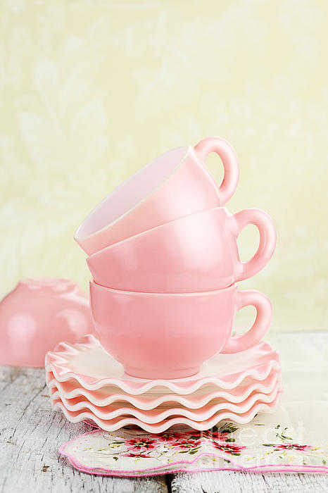 Stephanie Frey - Vintage Coffee Cups