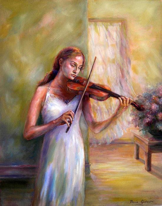 Bonnie Goedecke - Violin Sonata
