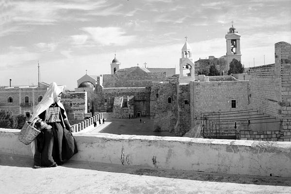 Waiting For A Friend Print by Munir Alawi