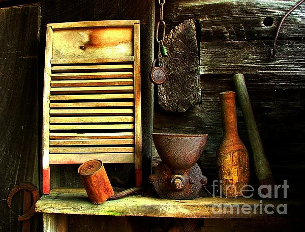 Julie Dant - Washboard Still Life