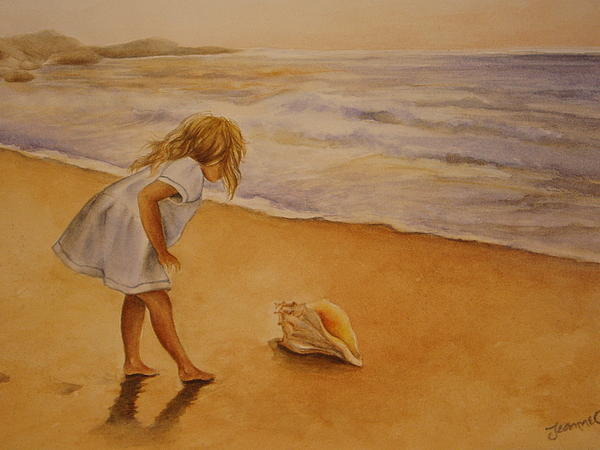 Jeanne Claesson - Washed ashore